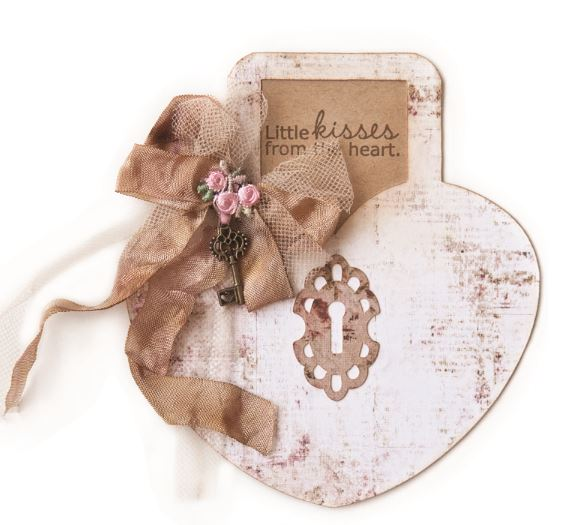 Locket Template with 30 Samples