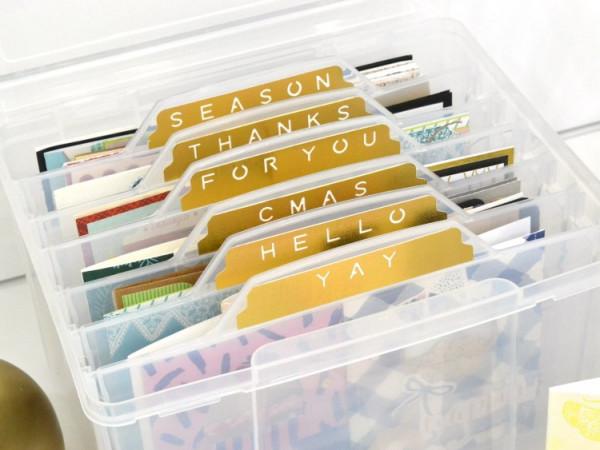 Card Storage Idea