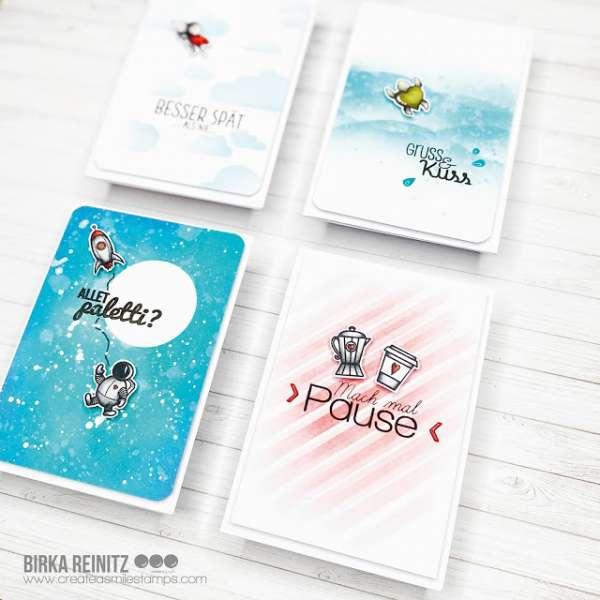 Cute Mini Cards