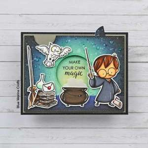 Harry Potter Interactive Card