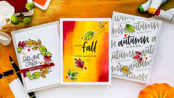 3 Graphic Cards for Fall