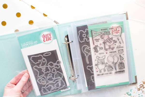 Stamp and Die Storage Tip