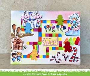 Candy Land Card