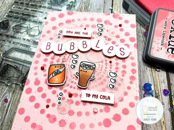Cola Friendship Card