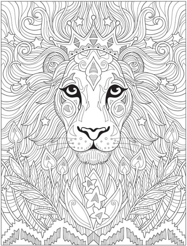 6 Wildlife Coloring Pages