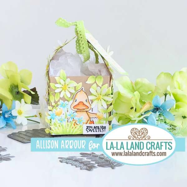 How to Make a Spring Gift Box
