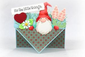 Gnome Pocket Card