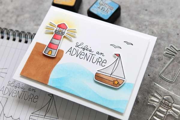 Tips for Card Scene Building