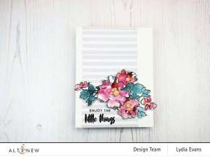 Make Cards using Pattern Paper Scraps