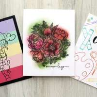 3 Ways to *Not* Color in Stamps