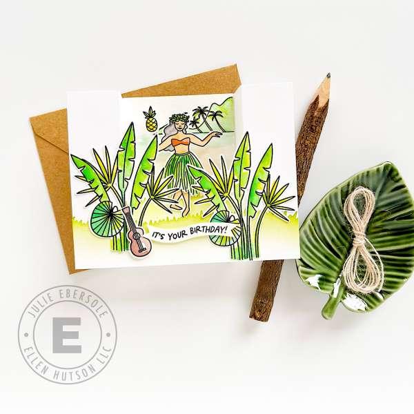 Aloha Bridge Card