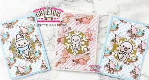 Ginger Bread Gift Card Holders