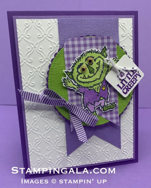 Boo to You, Halloween card