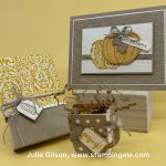 Harvest Hellos, Cup of Christmas, Fall projects, Thanksgiving card, treat holders, 3D