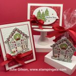 Christmas cards, treat holder, Yummy Christmas stamp set, Stampingala.com, #Christmas Cards, #treat holders, #stampin