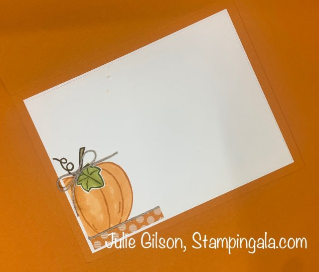 Greeting cards and hand sanitizer holder created with the Harvest Hellos Stamp Set & Apple Builder Punch. #Stampin' Up, #Stampin' Gala, #3D, #Boxes, #Fall Crafts, #Handmade Cards