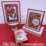 Greeting Cards and Treat Holder/Box created with Stampin