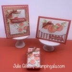 Greeting Cards & Treat Holder created with Stampin