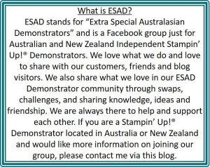 What is ESAD, ESAD Blog Hop