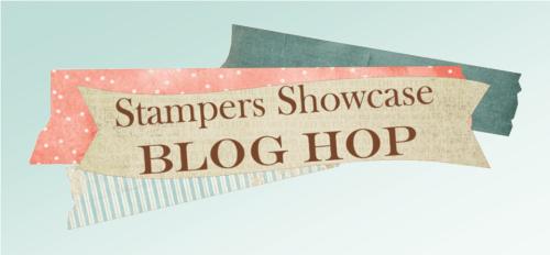 Stampers Showcase Blog Hop Header