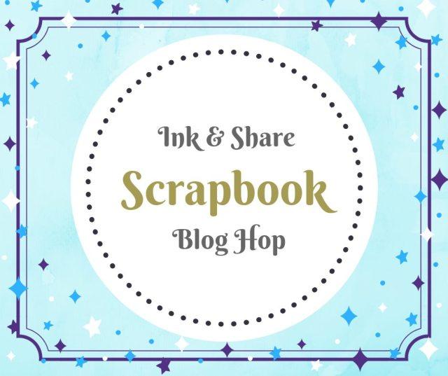 Ink Stamp Share Scrapbook Blog Hop Heade