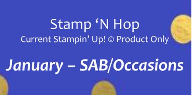 Stamp N' Hop Header