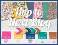 New at SU Blog Hop, Next Blog button