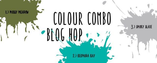 Colour Combo Blog Hop Next Button, October 2020
