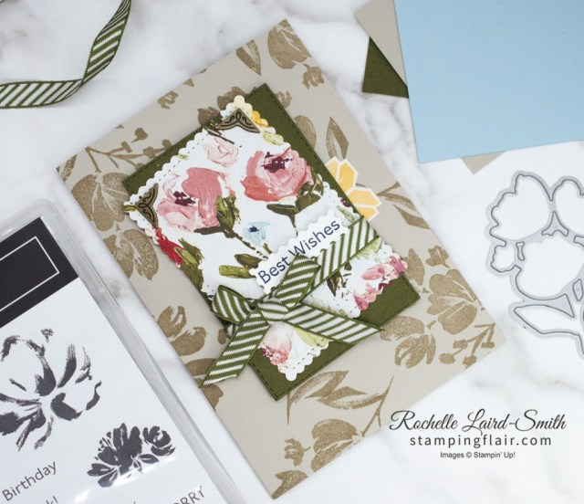 Around the World on Wednesday Blog Hop, AWOW Blog Hop, Something New Something Old, Art Gallery, Stamparatus, Casual Crafter, Stampin' Up!, SU