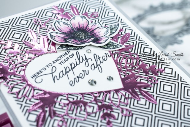 New at SU Blog Hop, January 2021, Always in my Heart, Stampin' Up!, SU, Wedding Card, Anniversary Card, Foil, Hearts
