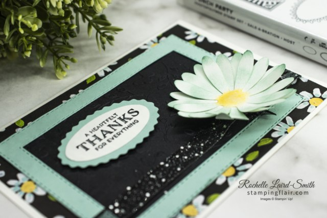 10 Day Countdown to End of Sale-A-Bration Day 8, Flower & Field DSP, Stampin' Up!, SU, Punch Party Host Stamp Set, Daisy