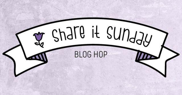 Share it Sunday Blog Hop Header