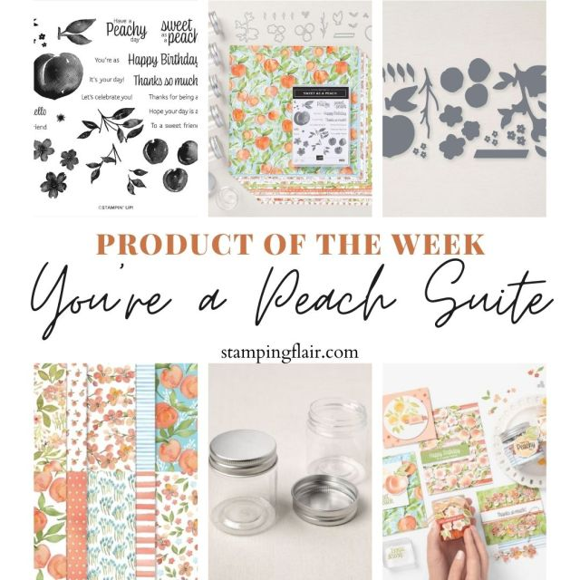 Product of the Week, You're a Peach Suite
