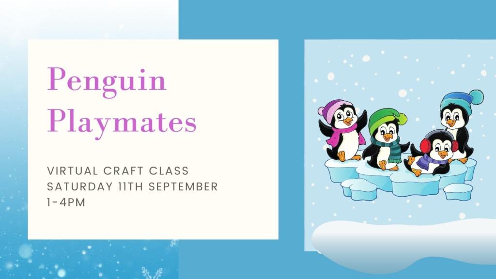 Penguin Playmates Virtual Class