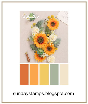 SSC265, Sunday Stamps, Around the World on Wednesday, awow Blog Hop, Stampin' Up!, SU, Nature's Harvest Bundle, Harvest Meadow Suite, Stamping Flair