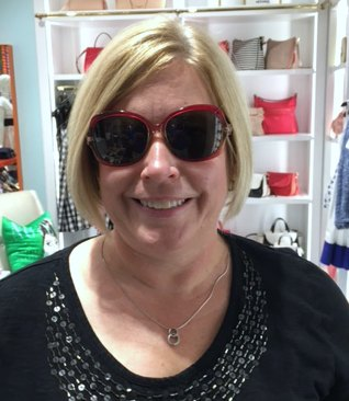 Beth-Kate Spade glasses