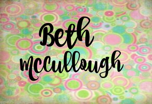 Name tag made by Stampin Up demo Beth McCullough. Please see more card and gift ideas at www.StampingMom.com #StampingMom #cute&simple4u