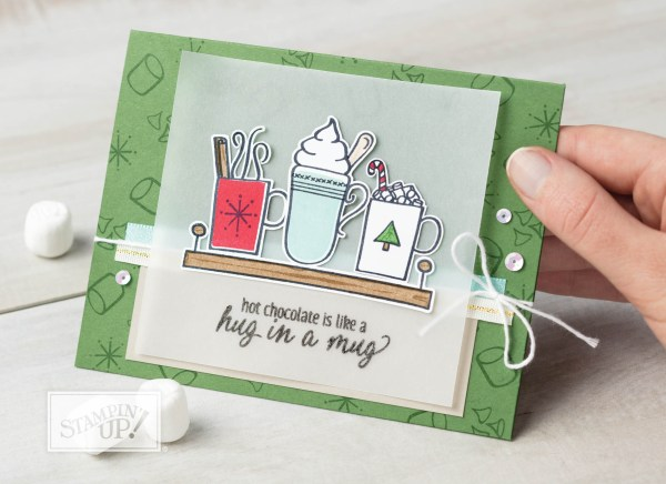 Stampin' Up! Hug in a Mug