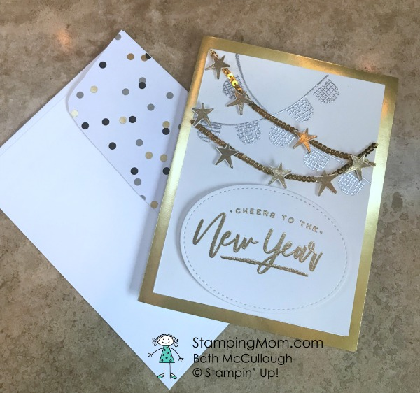 youll find the the full line up below to help you move or hop along from pal to pal stampin up new years card
