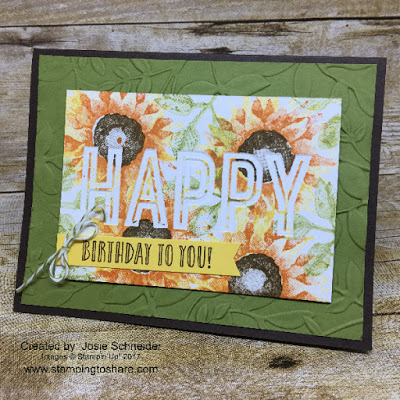 Sept 2017 Demo Meeting Swaps: 2017 Stampin' Up! Holiday Catalog, Part One