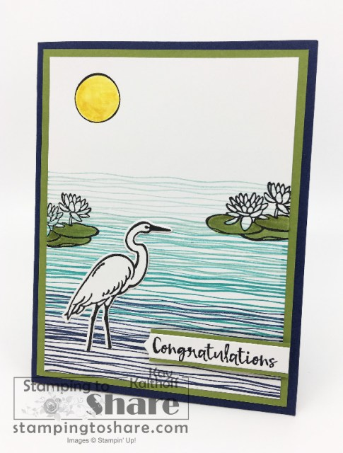 Created by Kay Kalthoff with Lilypad Lake Bundle for #stampingtoshare