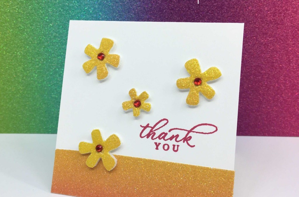 How to Add Stickers to Your Stamps and Tips for the New Adhesives from Stampin' Up!