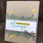 How to Make a Late Summer Card with Stampin