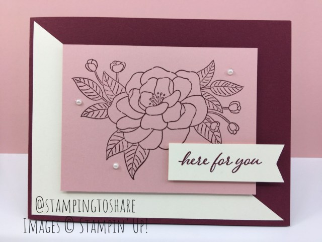 Stampin' Up! So Much Love for Easy & Elegant Card Making