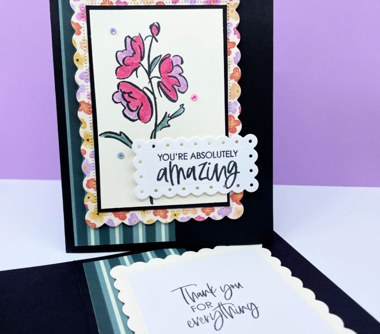 New Catalog & FB Live Replay for Stampin' Up! Color & Contour Bundle