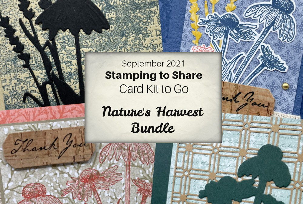 Nature's Harvest Card Kit to Go