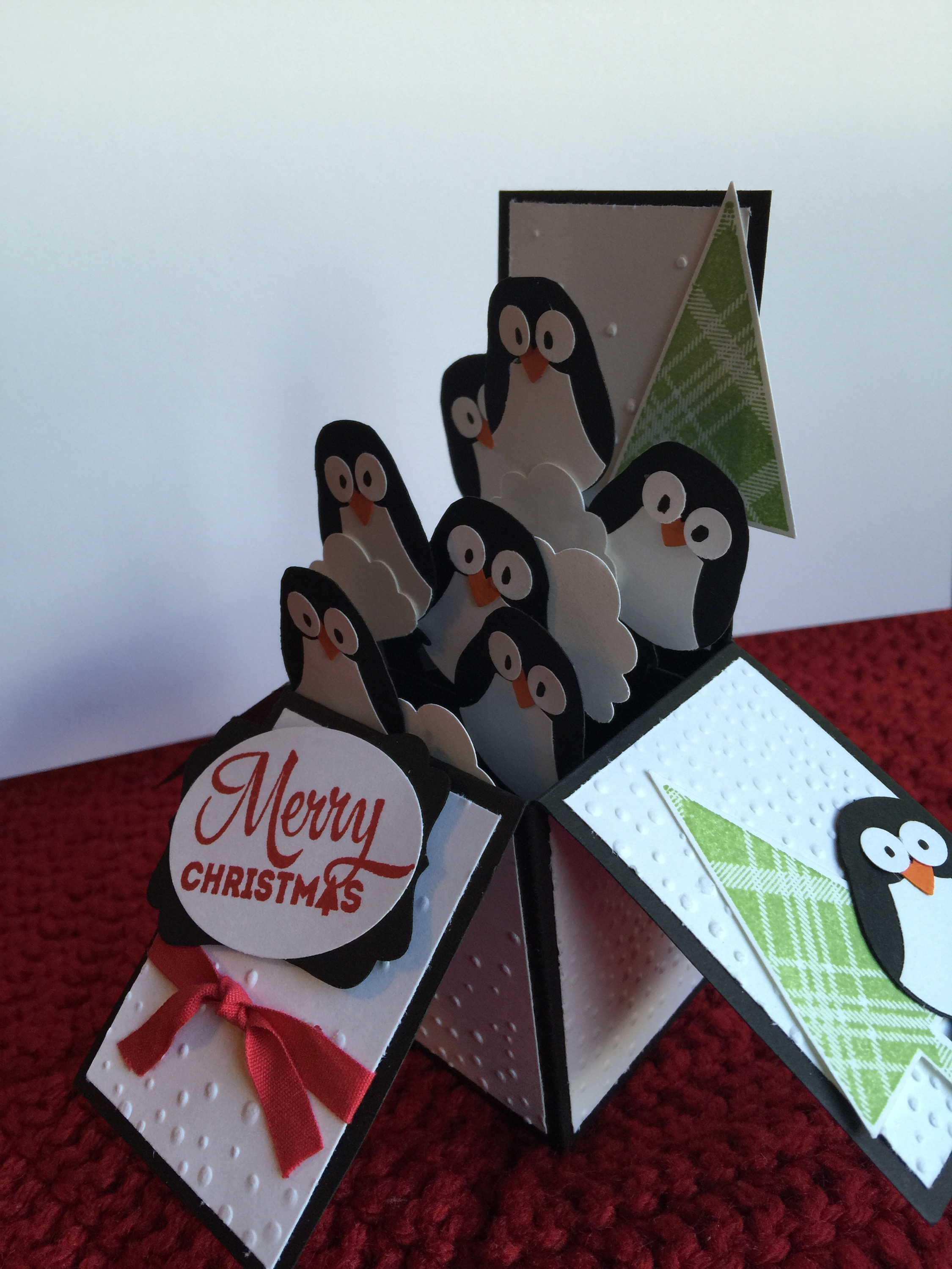 Christmas Cards Stampingwithreneetorres