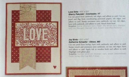 Love Dots by Sherry on page 76