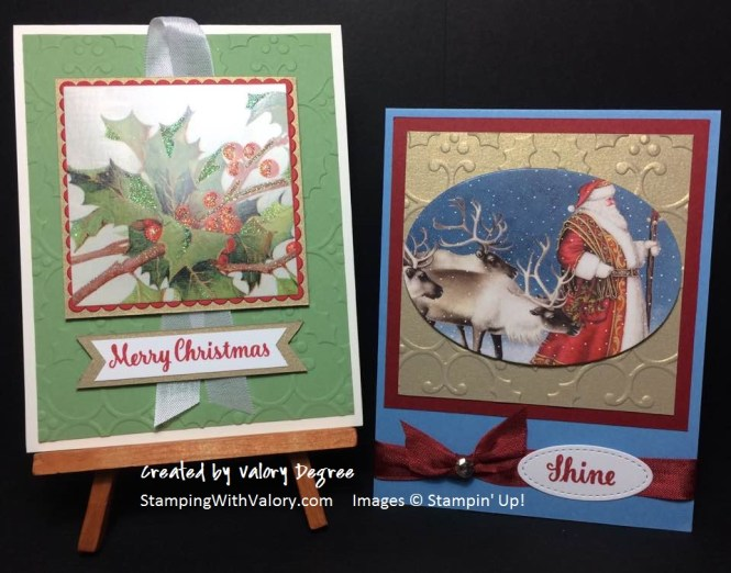 recycled-holly-and-st-nick-cards
