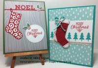 Christmas Stalkings, er, Stockings!